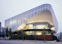 'Xi Gallery': la Corea costruisce un Housing Cultural Center