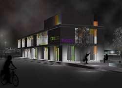 Biblioteca civica di Chivasso: ok al progetto