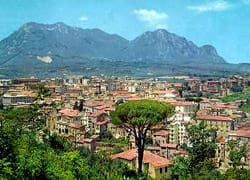 Arredo urbano e spazio pubblico ad Avellino