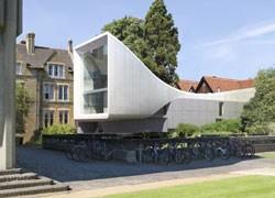 Zaha Hadid per il St Anthony College di Oxford