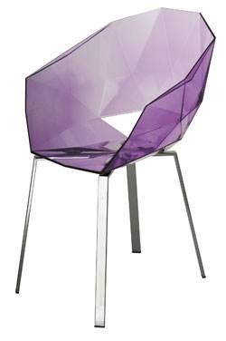 Al Salone del Mobile la sedia BRILLANT