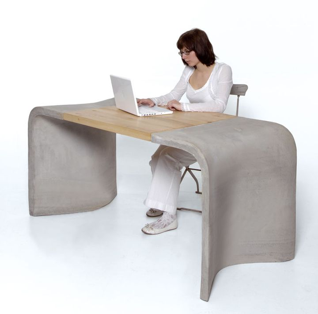 scrivania Klemmbrett