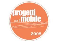 """Al via il concorso di design """"Progetti per il mobile 2008"""""""