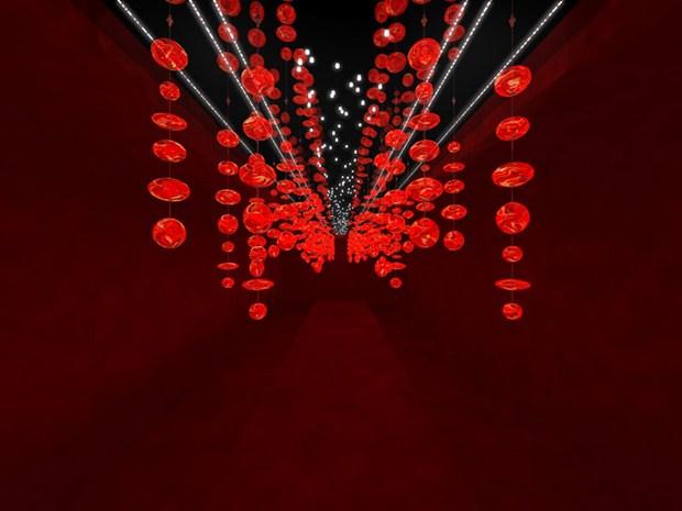 Andromeda accende la luce su Pechino