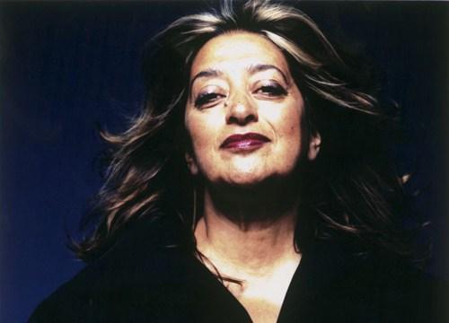 Zaha Hadid ospite della Biennale Barbara Cappochin