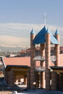 Bicoppo® di Vardanega per la nuova parrocchia Santa Maria in Zivido