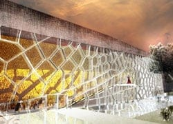 Venezia: posa della prima pietra per il Palacinema