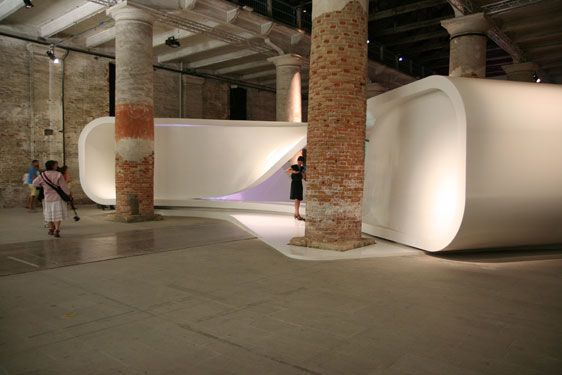 Biennale Venezia: architettura come immaginazione