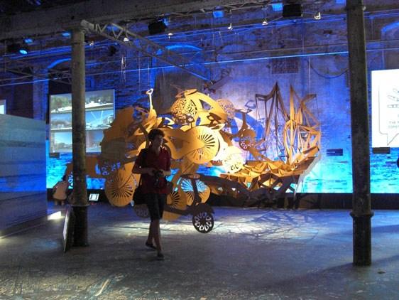 Uneternal City in mostra alla Biennale di Venezia