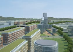 Bergamo realizza la nuova sede della provincia
