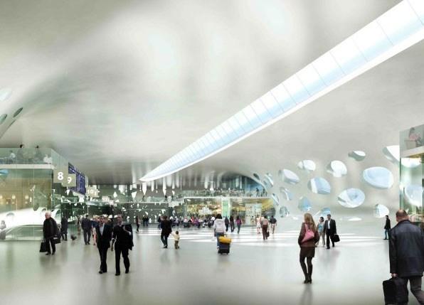 Bologna festeggia la Nuova Stazione di Isozaki