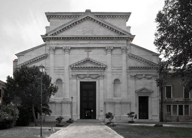 Architettura delle facciate: le chiese di Palladio