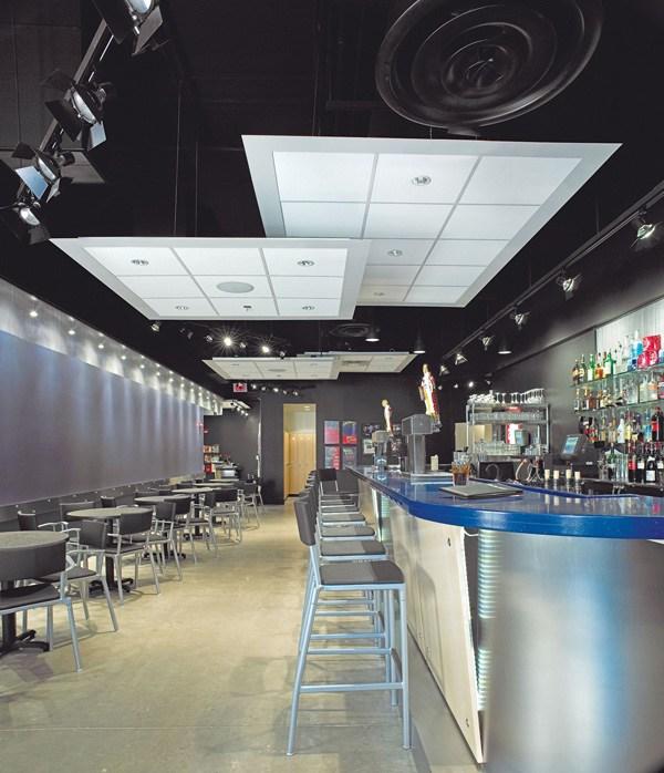 Armstrong Building products presenta la nuova gamma Axiom Canopy