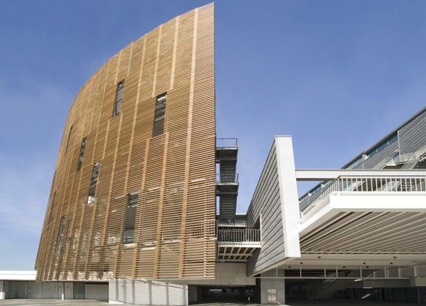 Barcelona Biomedical Research Park (PRBB)