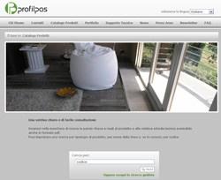 Una nuova immagine per Profilpas: per comunicare l'evoluzione di un prodotto e di un servizio