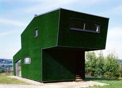 """Amalia, la prima casa """"mimetica"""" in Austria"""