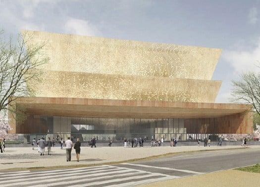 Adjaye per il Museo di Storia Afroamericana di Washington