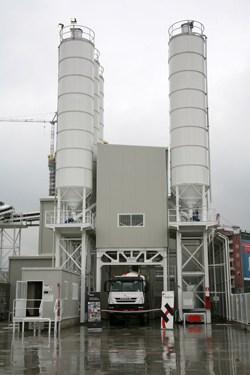 Aperta la Porta dell'impianto Holcim in Porta Nuova