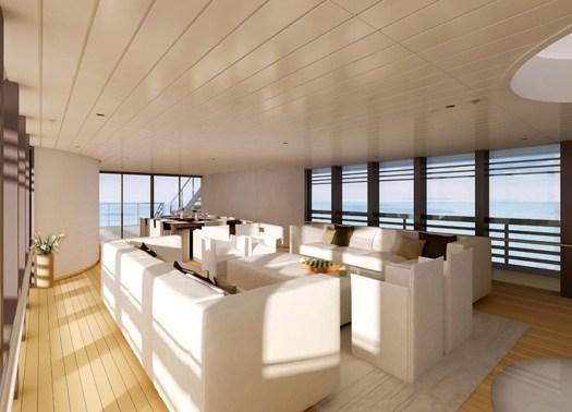 La Spezia: un super-yacht firmato Norman Foster