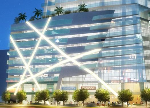 Via libera alla Figueroa Tower di Libeskind