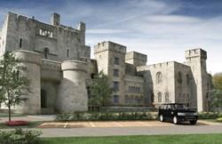 Uponor per il Castello di Gosford
