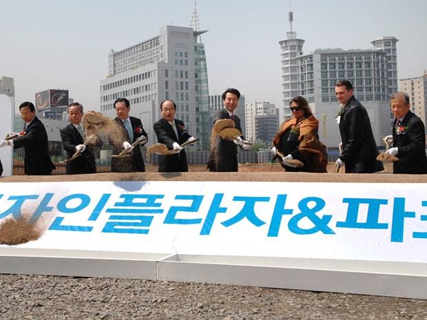 A Seoul un polo per il design firmato da Zaha Hadid