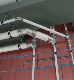 L'innovativo Uponor MLC Sistema Modulare per l'idraulica