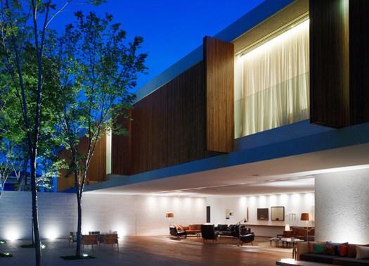 Brasile: Casa Panamá di Marcio Kogan