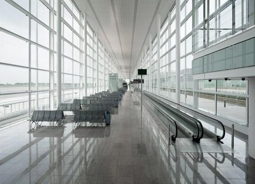 Barcellona: inaugurato il Terminal T1 di Ricardo Bofill