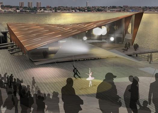 White Arkitekter riqualifica il molo più lungo del mondo