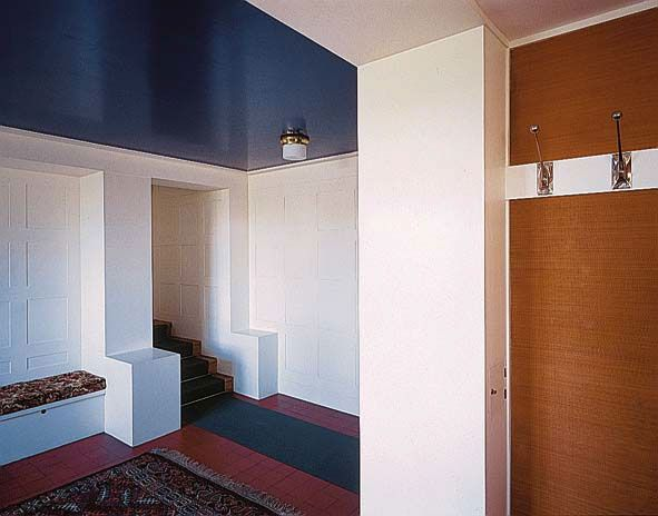 Müller Villa ©Adolf Loos Study and Documentation Centre