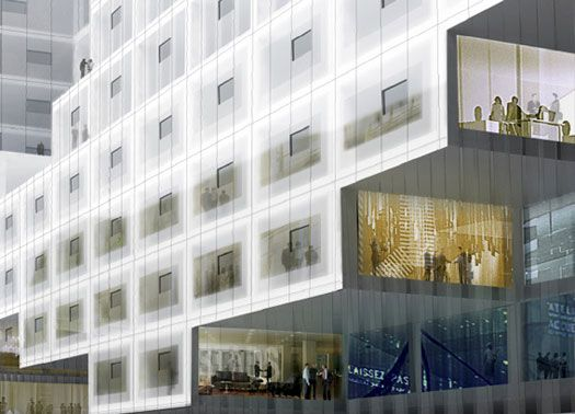 Koolhaas firma il nuovo municipio di Rotterdam