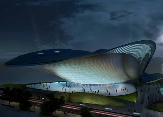 Yeosu Expo 2012: i progetti vincitori