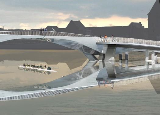 Bednarski + Flint&Neill per il nuovo ponte di Copenaghen