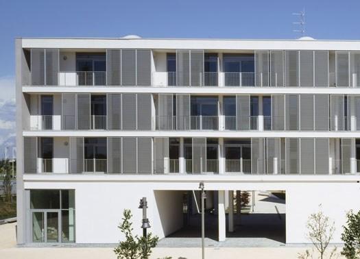 'Abitare a Milano - Via Gallarate' di MAB Arquitectura