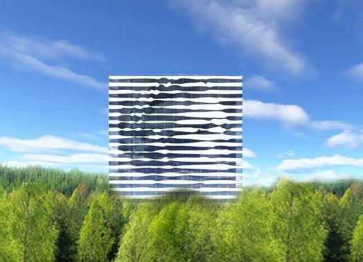 Arlanda: il VMCP Hotel dello studio BIG