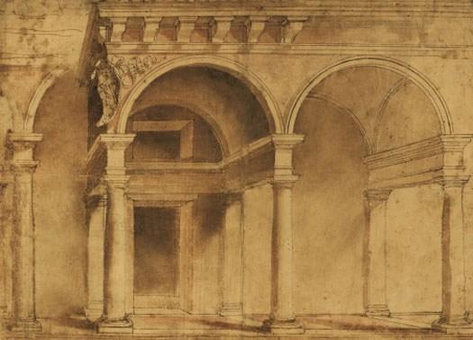 Architetti a Siena, viaggio nella cultura architettonica tra XV e XVIII secolo