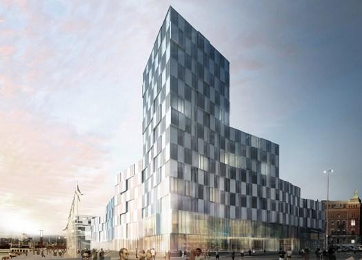 A SHL il Congress and Hotel Centre di Helsingborg