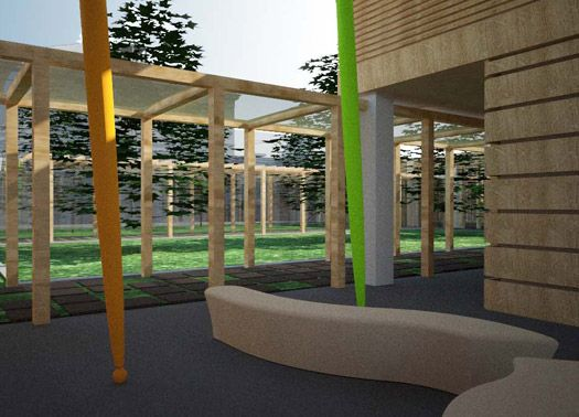 A&T Progetti per il novo polo scolastico di Trinità