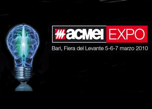 ACMEI EXPO 2010: nuove tendenze e scenari di mercato