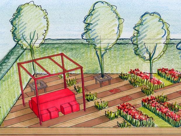 Un nuovo concetto di spazio verde