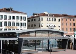 Sempre più zintek® nella 'nuova' Venezia