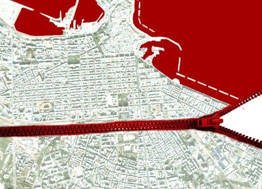 Bari interra la ferrovia e ricuce il tessuto urbano