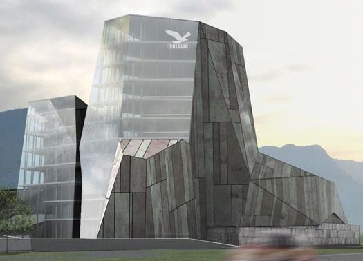 Bolzano: lavori al via per la nuova sede Salewa