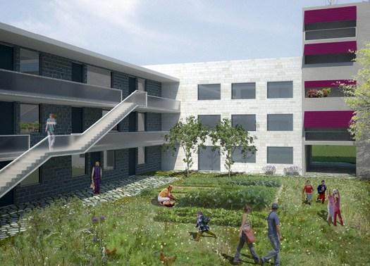 Un condominio produttivo per via Vallenari a Mestre