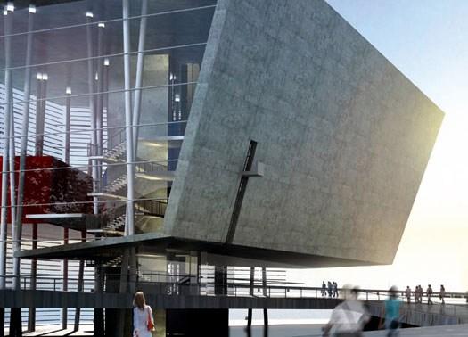 Approda a Miami il nuovo waterfront della Spezia