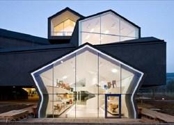 VitraHaus: edificio multiforme realizzato con attrezzature PERI