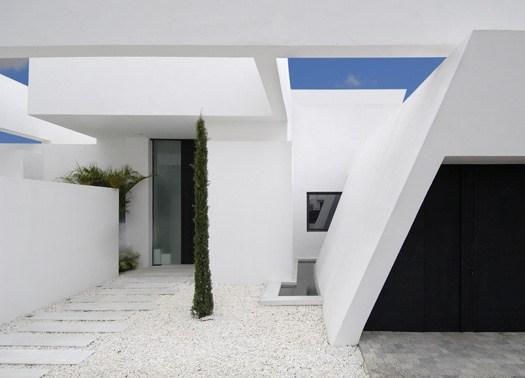 A-cero presenta la casa modulare e la 'casa en Sotogrande'