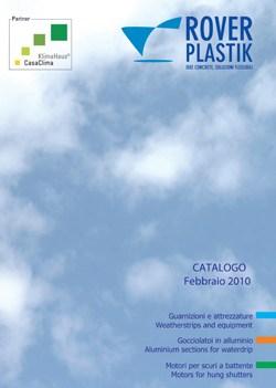 Un nuovo catalogo per le guarnizioni Roverplastik