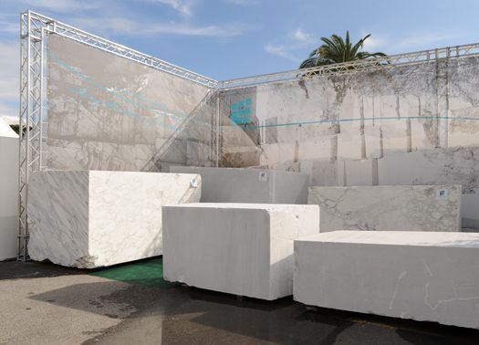 Al via CarraraMarmotec 2010